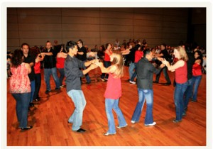 Ritmos Latinos Dancers